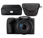 Canon Powershot SX430 20MP Camera + Free Canon Printer (£69.99) + Free Case (worth £29.99) £189 at Argos
