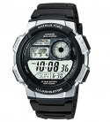 Casio Men's Digital Watch with Resin Strap AE-1000W-1A2VEF £15.99 at Amazon