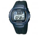 Casio Men's LCD Digital Blue Case Black Strap Watch £9.99 at Argos