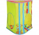 Chad Valley Stripe and Mesh Large Play Tent £7.99