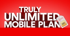 Unlimited Everything: Superfast 4G Data, Mins & Texts for Only £25 at Virgin Mobile