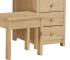 New Scandinavia Dressing Table – Pine