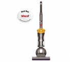 Dyson DC40 Bagless Upright Vacuum Cleaner £188.99 at Argos and Currys