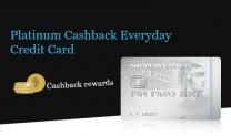 Earn £10 Cashback with American Express Platinum Cashback Everyday Credit Card + 5% Cashback