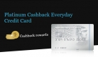Earn £10 Cashback with American Express Platinum Cashback Everyday Credit Card + 5% Cashback