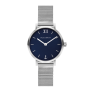 Watch Sailor Line Modest Blue Lagoon Stainless Steel Mesh Strap £115.00 @ Paul Hewitt