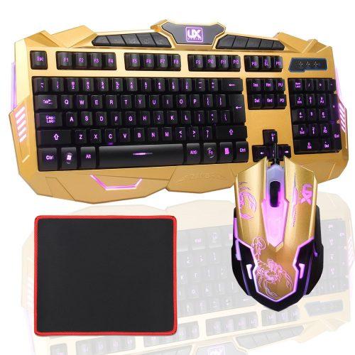 10bc1efeb0c MFTEK Gaming Keyboard and Mouse Set - Kashy.co