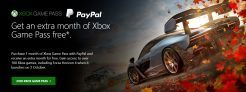 Free 1 Month Xbox Game Pass via PayPal @  Xbox
