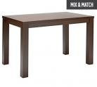 HOME Pemberton Oak / Wood Veneer 6 Seater Dining Table £59.99 (Oak effect | Walnut effect) at Argos
