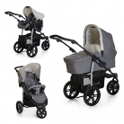 Hauck Viper SLX Trio Set, from Birth to 22Kg Travel System (Car Seat, Carry Cot and Raincover) £182.95 at Amazon