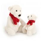 Jellycat Bashful Polar Bear Soft Toy, Medium, White £9 – Reduced To Clear at John Lewis