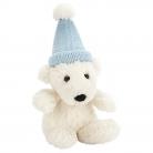 Jellycat Poppet Baby Polar Bear Soft Toy, Tiny, White £4.75 at John Lewis