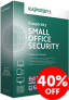 40% OFF Kaspersky Small Office Security 4 for 5 Desktops, 1 Fileserver, 5 Mobiles & 5 Password Managers – 1-2 Years