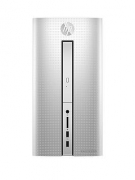 HP Pavilion 570-p050na Core i5 8GB RAM 1TB HDD Desktop PC  – Silver £449.99 with Code at Very