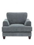 Ideal Home New Camden Fabric Armchair £399.00 at Very