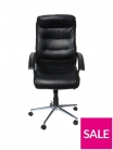 Alphason Empire Leather Executive Office Chair £169 at Very