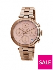 Radley Radley Rose Gold plated Chronograph Watch £81.00 at Very
