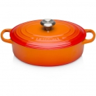 £70 OFF Le Creuset Oval Casserole Dish, Now Only £125  at The Hut