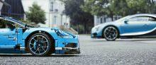 Free Bugatti Factory Tour + Signed LEGO Technic Bugatti Chiron Set to be Won @ Argos