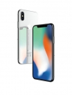 Apple iPhone X, 64Gb – Silver £836.10 with 10% Back Code at Very