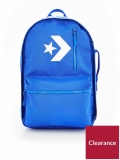 Converse Star Chevron Cordura Backpack, Blue £38.50 (WAS £55) at Very