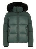 River Island Boys faux fur hood padded jacket £30 @ Very