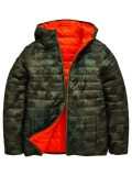 V by Very Slim Fit Reversible Padded Jacket £20 @ Very