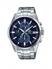 Casio Edifice Sapphire Crystal Blue Multi Dial Stainless Steel Mens Watch £169 at Very