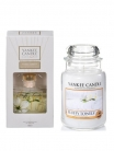 Yankee Candle Fluffy Towels Large Jar Candle and Reed Diffuser Set £22.99 at Very