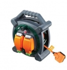 Masterplug Weatherproof Garden Extension Cable Reel – 20m 10A £23 at Wickes