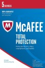 McAfee 2017 Total Protection 5 Devices £19.98