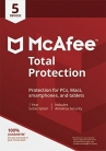 Prime Student Members Get McAfee 2018 Total Protection 5 Devices for ONLY £9.99 at Amazon