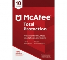 McAfee Total Protection – 10 Devices £19.49 at Argos