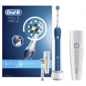 Oral-B Pro 3000 CrossAction Electric Rechargeable Toothbrush by Braun with Travel Case £39.99 at Amazon