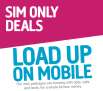 3GB Data, Unlimited Mins & Texts + £25 Reward Card, £8.50 pm @ Plusnet Mobile