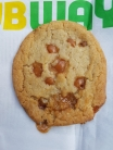 Free Salted Caramel Cookie with Your Coffee at Subway