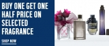Buy One Get Half Price on Selected Perfume & Aftershaves @ Argos