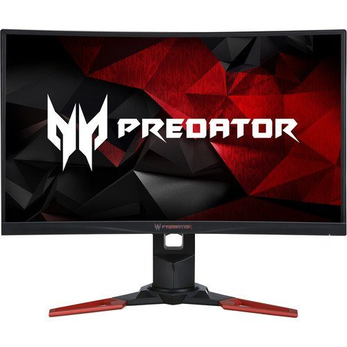 100 Off Acer Predator Z1 Z271T Curved Gaming Monitor with