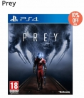 Prey PS4 Now Only £6.92 at Music Magpie