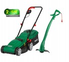 £20 Off Qualcast Corded Rotary Mower 1300W and Grass Trimmer 320W + 2-Year Warranty £69.99