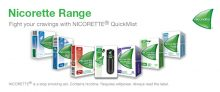 25% Off Nicorette, from £9.74 at Chemist Direct