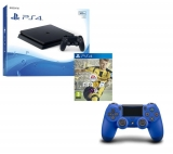 Sony PS4 Slim 500 GB + FIFA 17 + DualShock 4 V2 Wireless Controller Bundle £229.99 at Currys