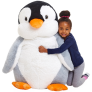 Animal Alley 35″ Penguin Soft Toy £29.98 Only at Toys R Us
