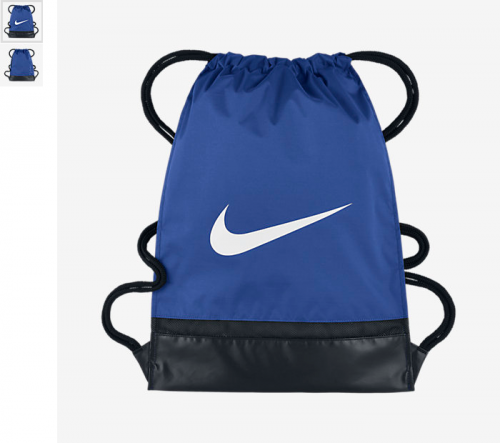ad9852b44d Nike Brasilia Training Gymsack £8.76 with Code at Nike – Kashy.co UK ...