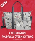 Win Cath Kidston Foldaway Bag at Dairy Diary