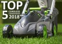 Top 5 Cordless Lawnmowers for 2018 You Should Buy