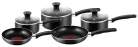 Tefal Essential 5 Pieces Cookware Set – Black £37.99 (was £100) at Amazon – Daily Deal
