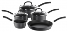 Tefal Inspire Hard Anodised Non-stick 5 Pieces Cookware Set £59.99 at Amazon – Daily Deal