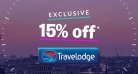 15% Off Travelodge at LateRooms.com – Ends Today