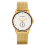 Watch Signature Line White Ocean IP Gold Mesh Watch Strap IP Gold £79.00 @ Paul Hewitt